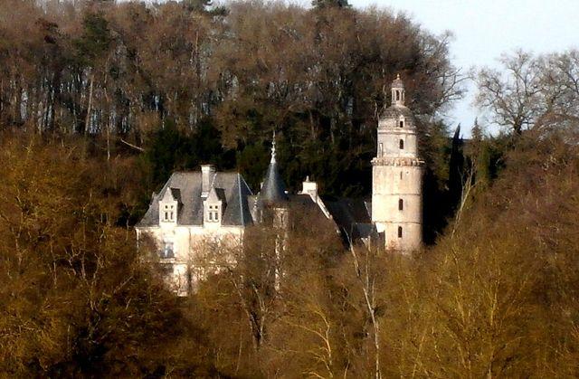 Château des Roches-Saint-Quentin