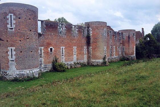 Château du Hallier