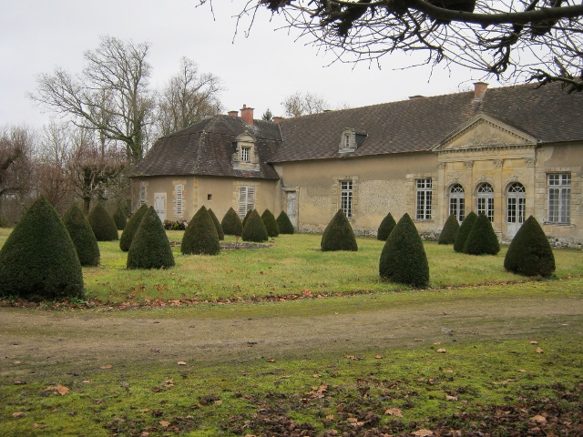 Château d'Étrepy