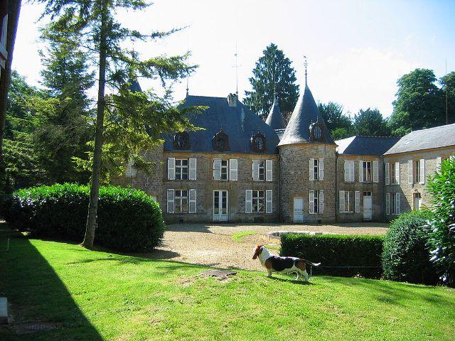 Château d'Harzillemont