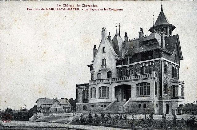 Château de Chavaudon
