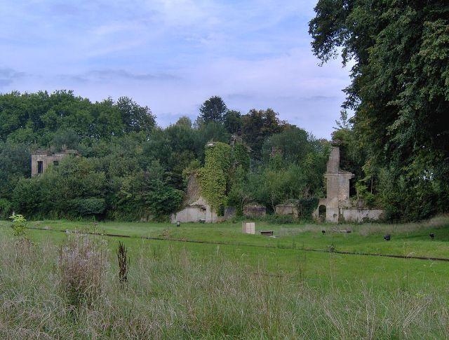 >Château de la Cassine