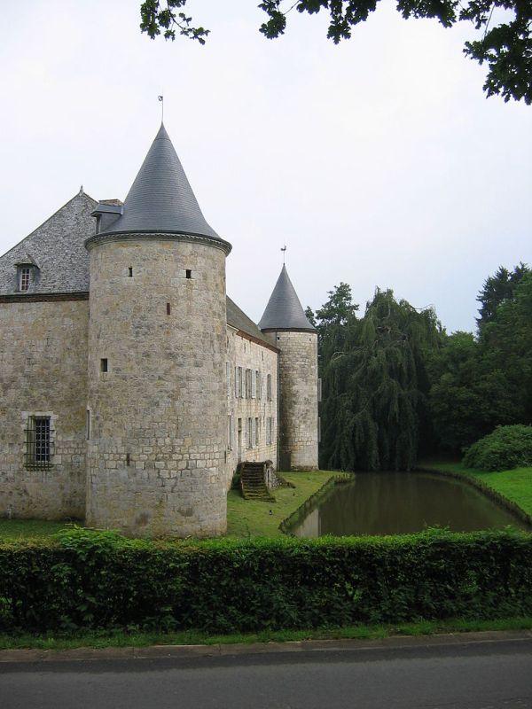 Château de la Cour des Prés