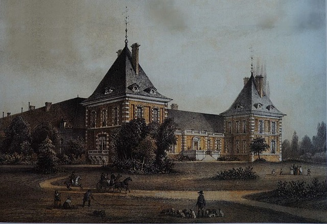 Château de Pont-sur-Seine