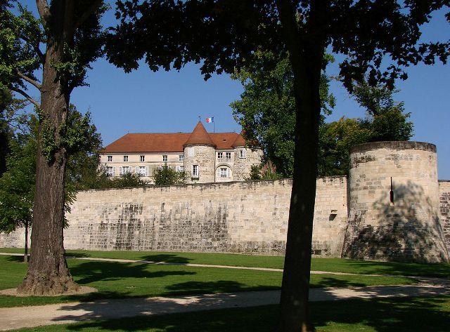 Château de Saint-Dizier