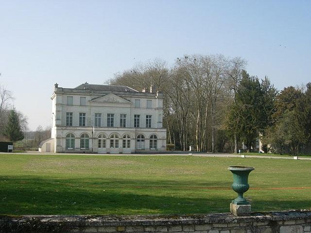 Château de Sainte-Maure