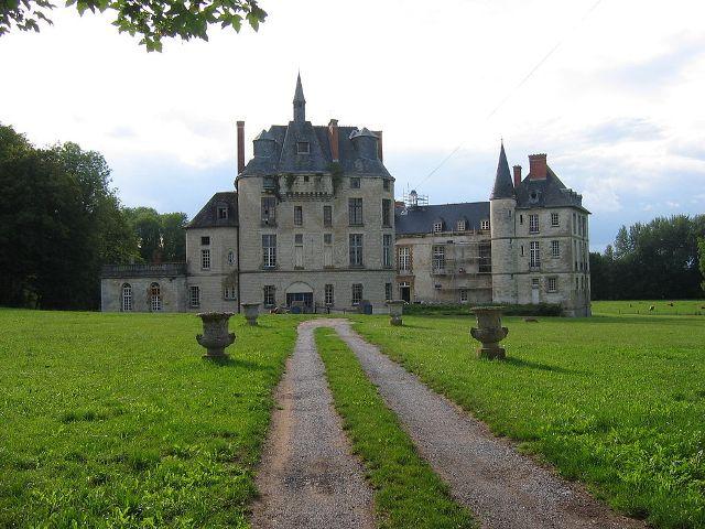 Château de Thugny-Trugny