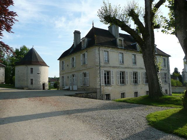 Château de Villars-en-Azois