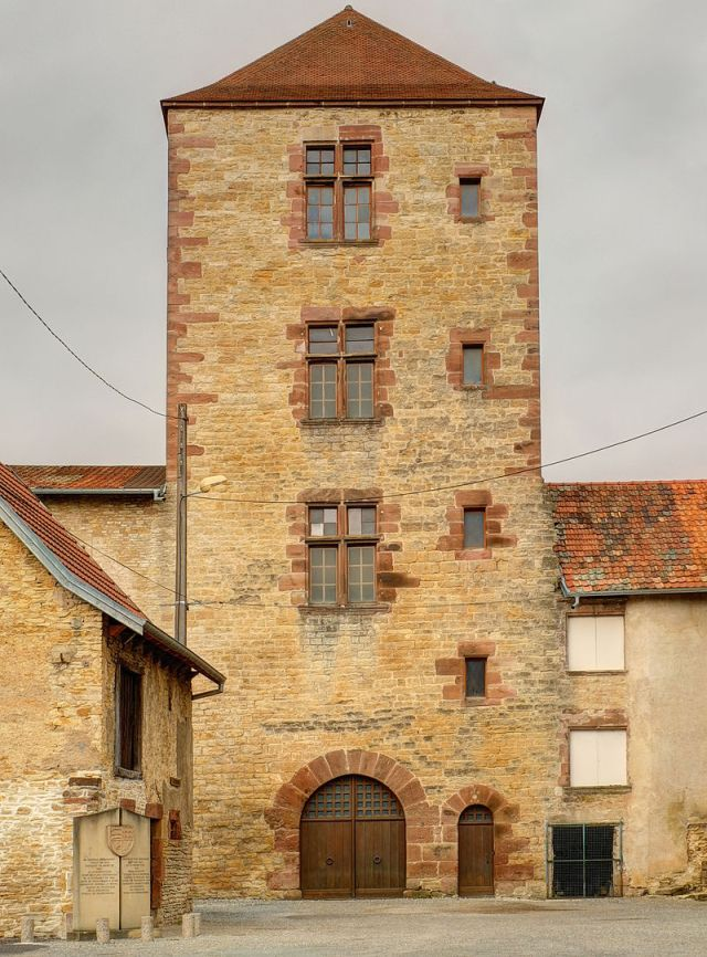 Château d'Héricourt