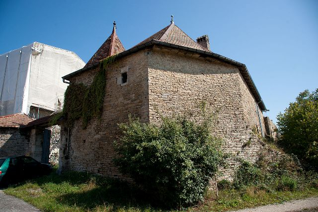 Château de Bartherans
