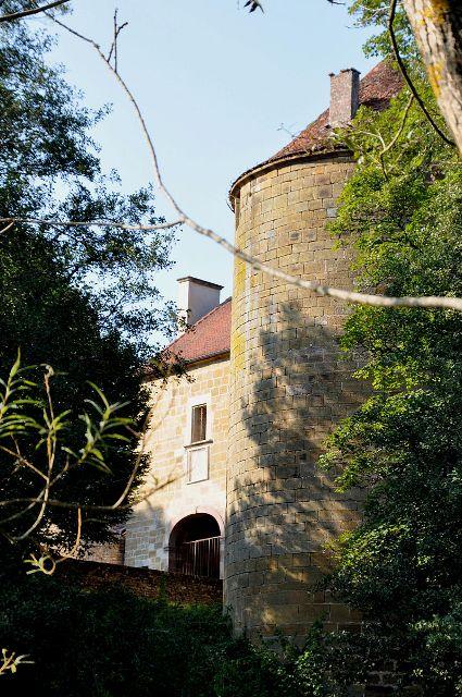 Château de Bourguignon-lès-Conflans