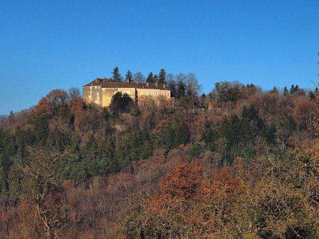 Château de Châtillon-sur-Lison