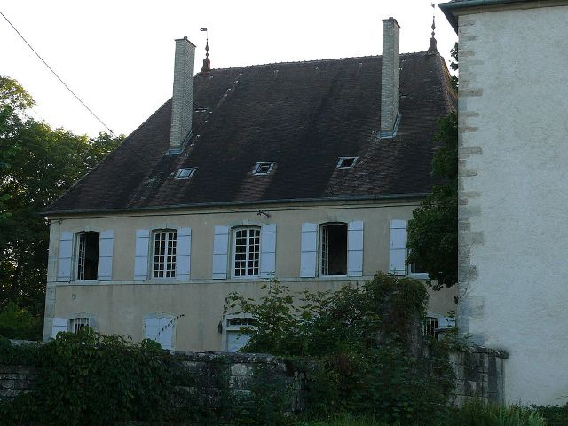 Château de Colombe-lès-Vesoul