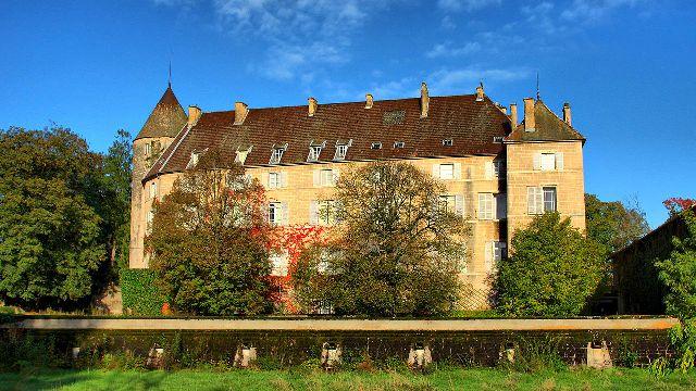 Château de Frasne-le-Château