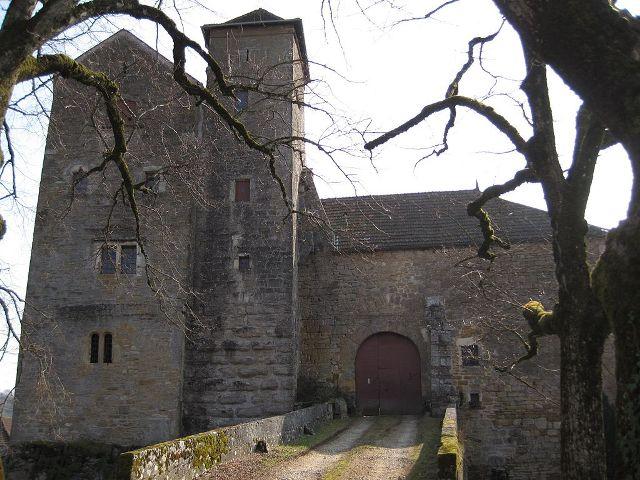 Château de Jouffroy-d'Abbans