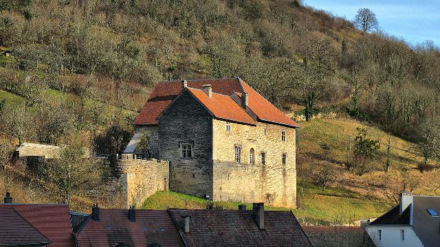 Château de Lods