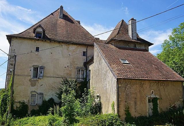 Château de Pont-sur-l'Ognon