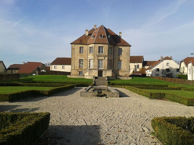 Château de Pusy