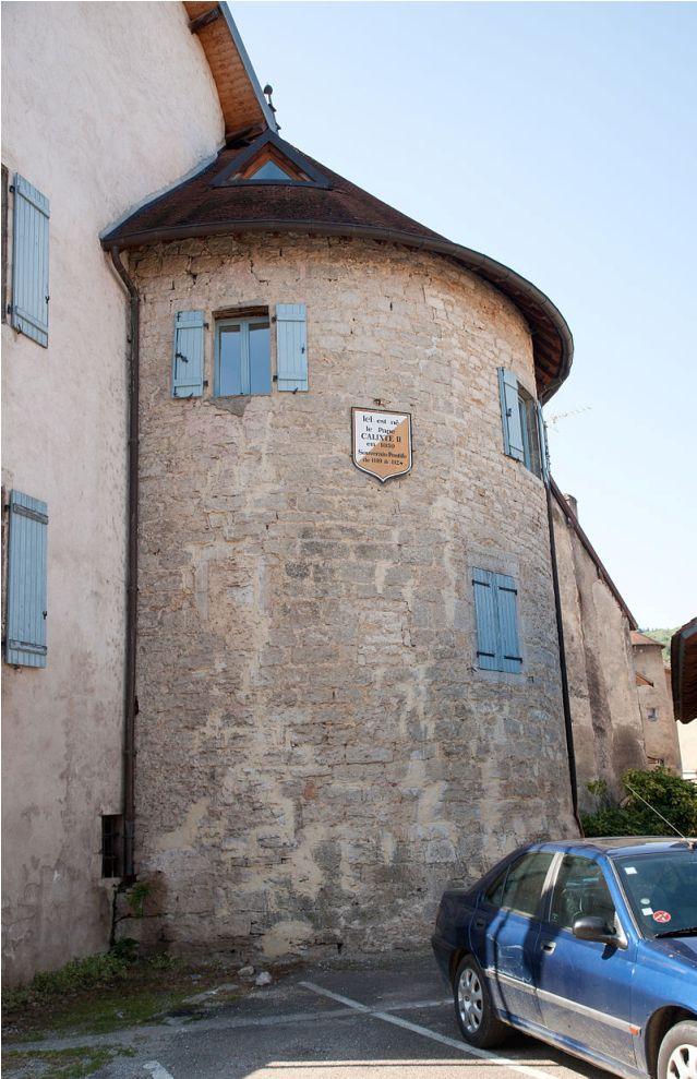 Château de Quingey