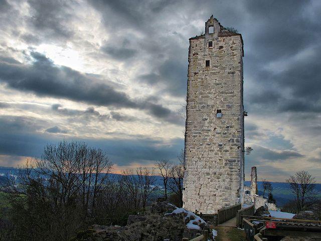Château de Scey