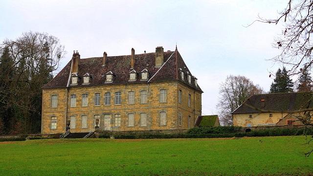 Château de Sorans-lès-Breurey