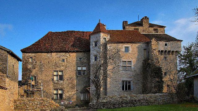 Château de Vallerois-le-Bois