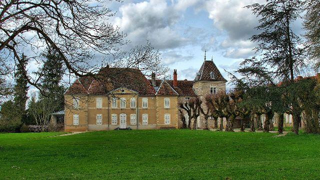 Château de Vregille