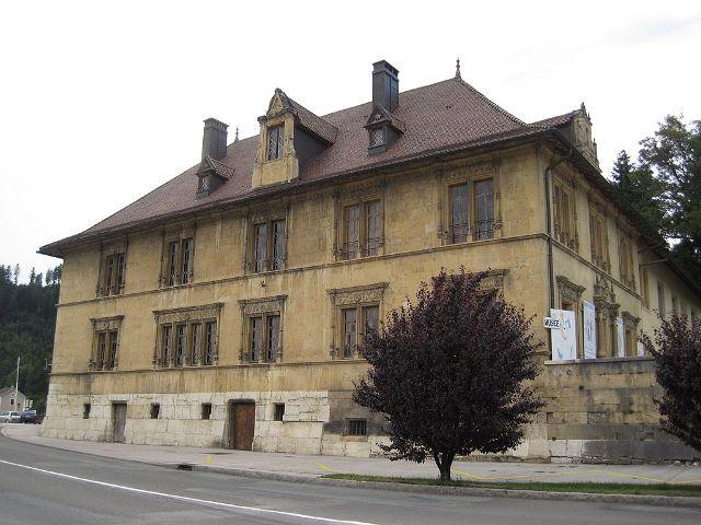 Château Pertusier