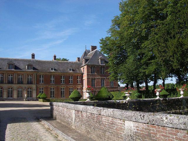 Château d'Heudicourt