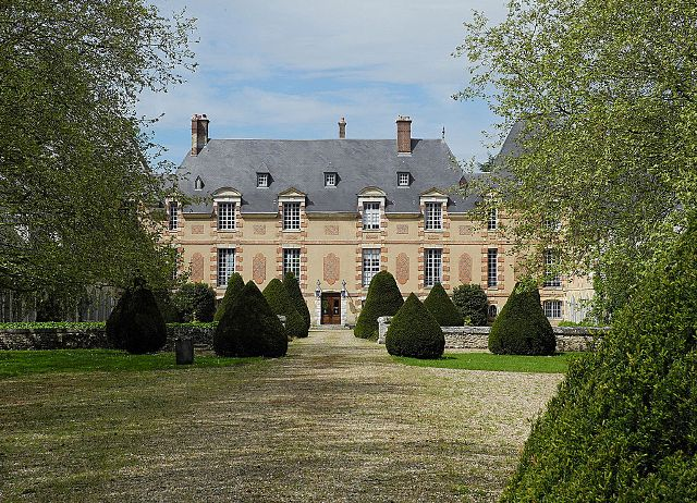 Château de Brécourt