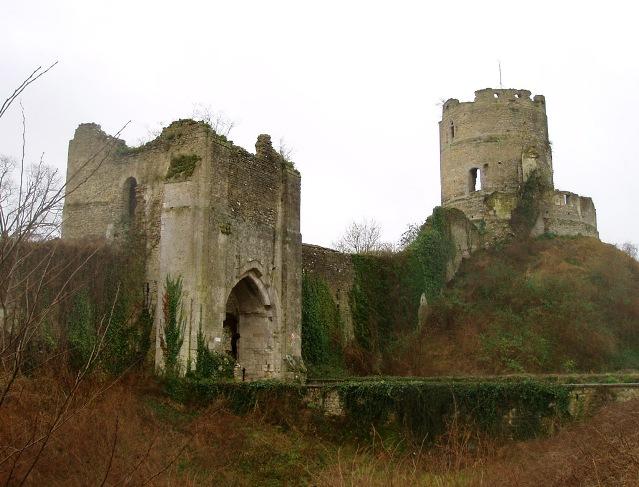 Château de Château-sur-Epte