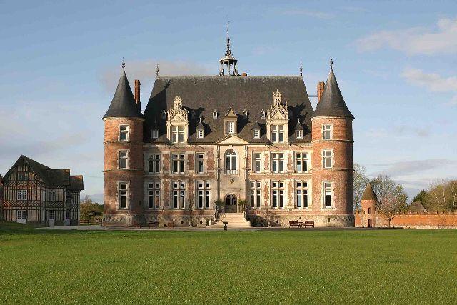 Château de Tilly