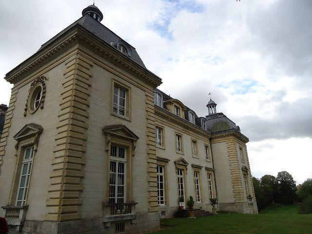 Château de Rosay-sur-Lieure