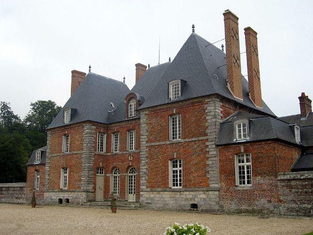 Château du Mesnil-Geoffroy