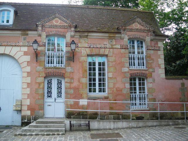 Château d'Angervilliers