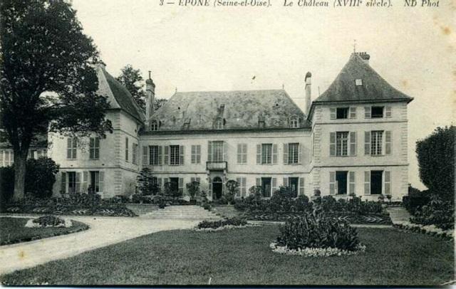 Château d'Épône
