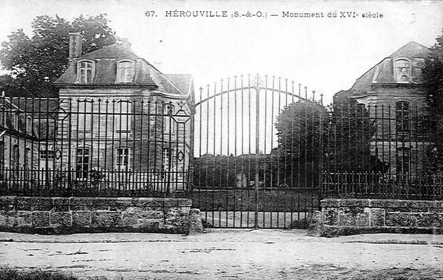 Château d'Hérouville