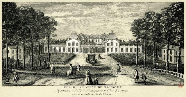 Château de Bagnolet