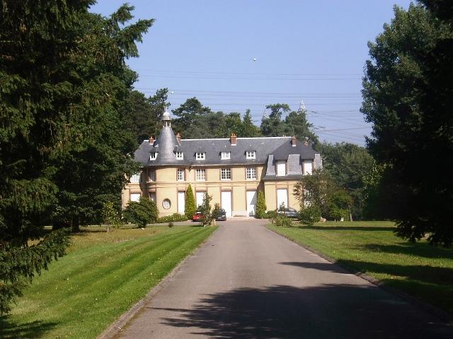 Château du Bois-Courtin