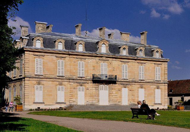 Château de Bois-Préau