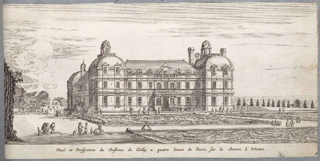 Château de Chilly-Mazarin