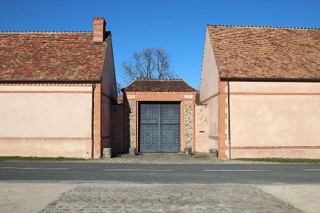 Château de la Mormaire
