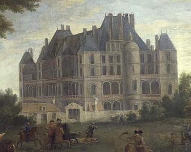 Château de Madrid