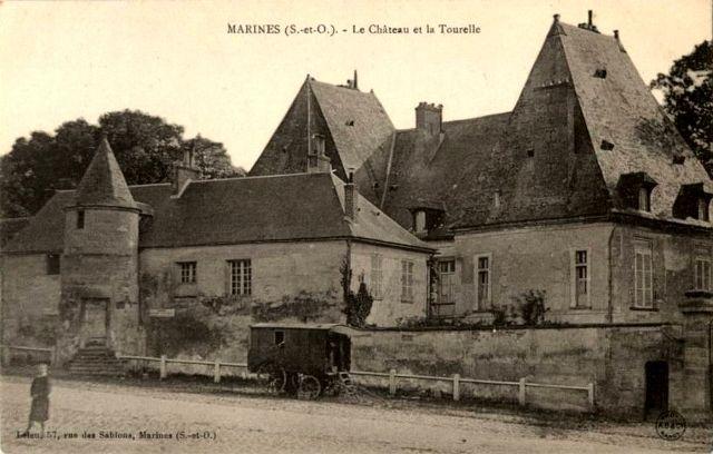 Château de Marines