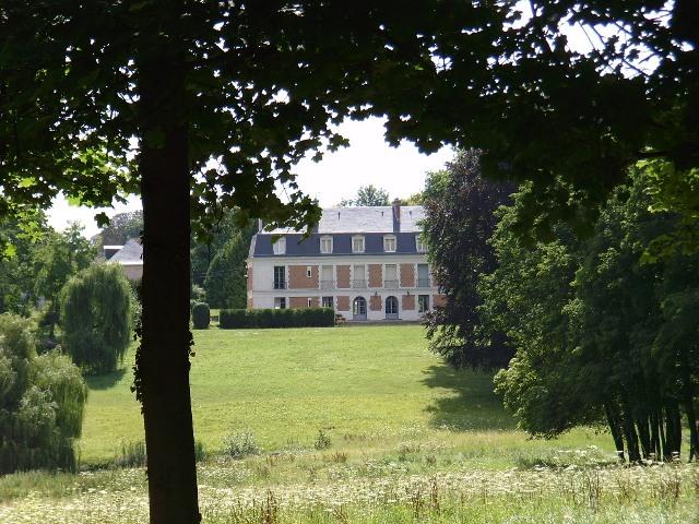 Château de Monthuchet