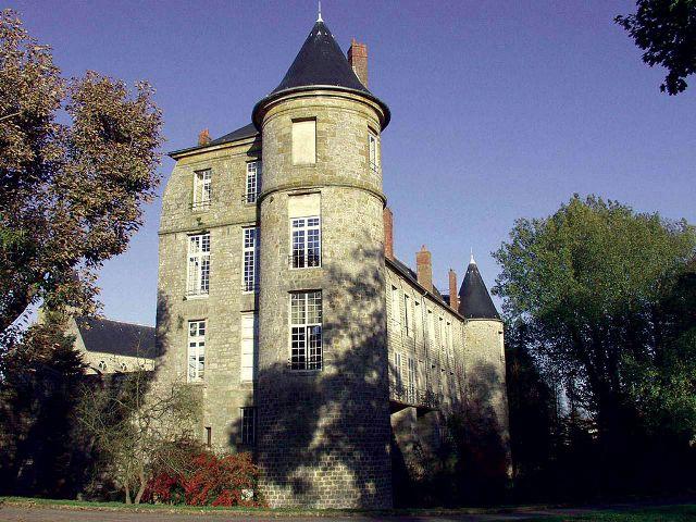 Château de Nangis