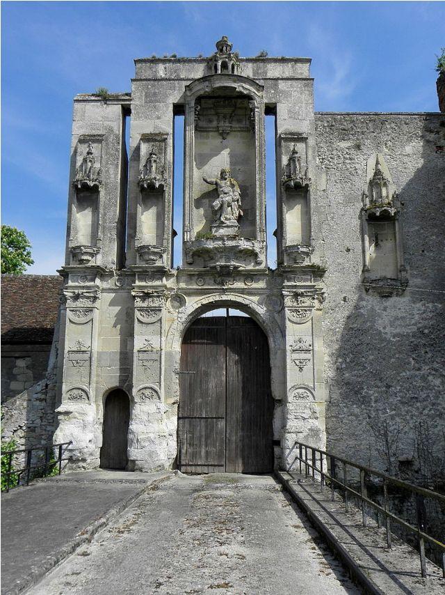 Château de Nantouillet