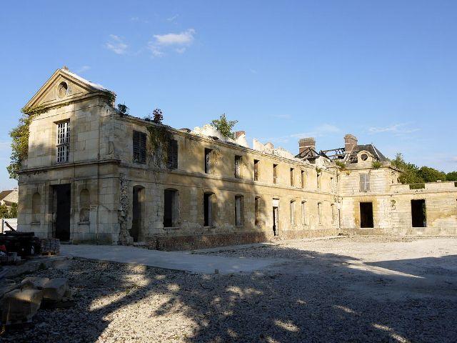 Château de Neuville-sur-Oise