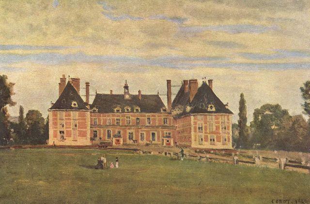 Château de Rosny-sur-Seine