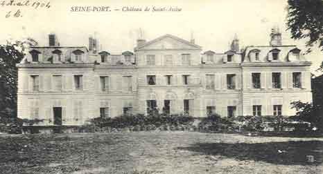 Château de Sainte-Assise